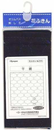 Sashiko sampler Traditional Design Hoshi-ami/Navy