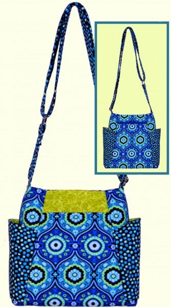 Hands-free Hipster Bagpurse pattern