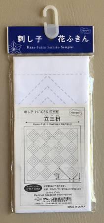Sashiko Sampler White