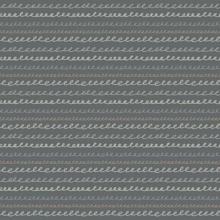 Sleep Tight Stripe Gray