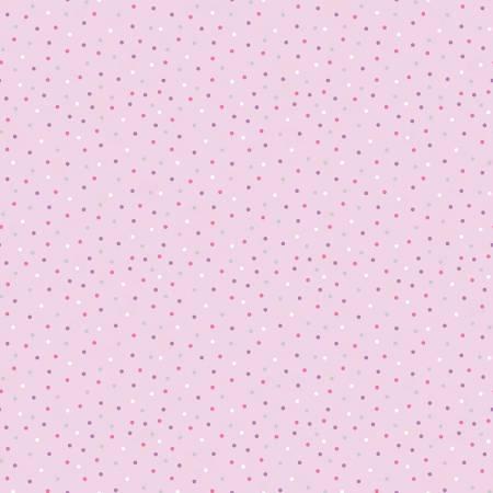 Unicorn Kingdom Dots Pink