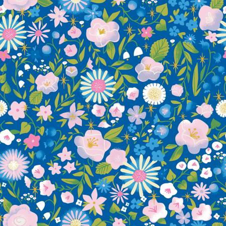 Little Brier Rose Floral Midnight