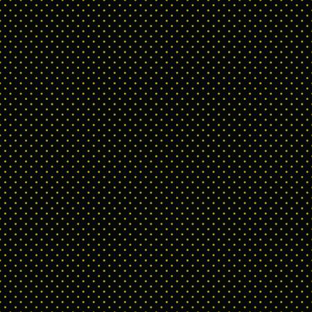 Swiss Dot Color Black-Gold Sparkle