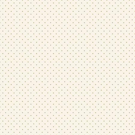 In Bloom Mini Dot Cream With Sparkle SC8076-Cream