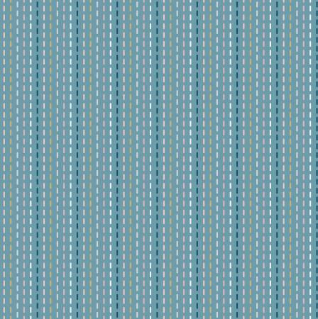 Blooms & Bobbins - Stitches - Blue w/Sparkle