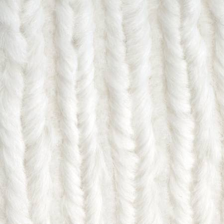 Natural Chenille Soft Cuddle Solid