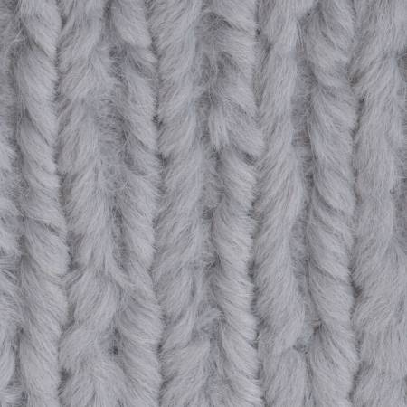Steel Chenille Soft Cuddle Solid