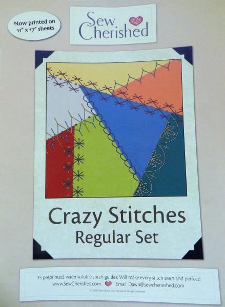 Crazy Stitches