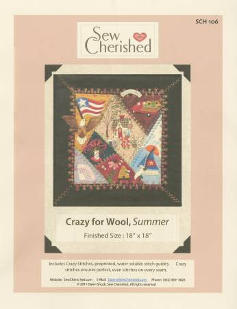 Crazy for Wool Summer