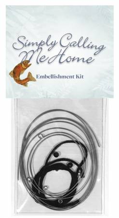 Embellishment Kit for Simply Calling Me Home