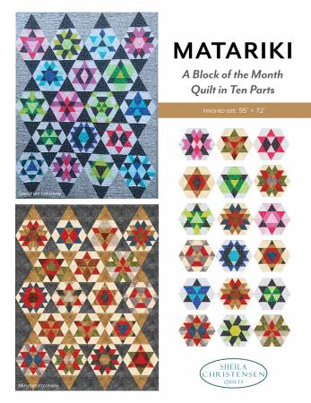 Matariki Block of the Month