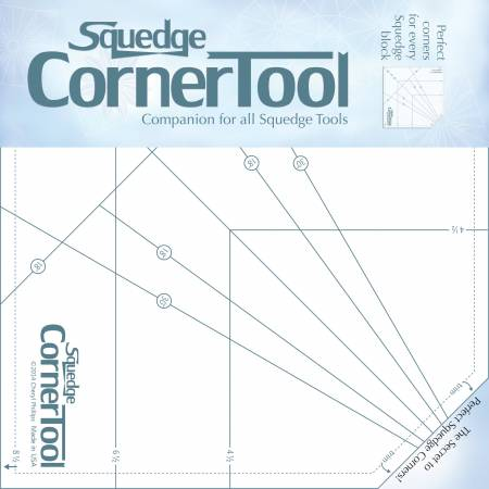 Squedge Corner Tool 8-1/2in X 8-1/2in