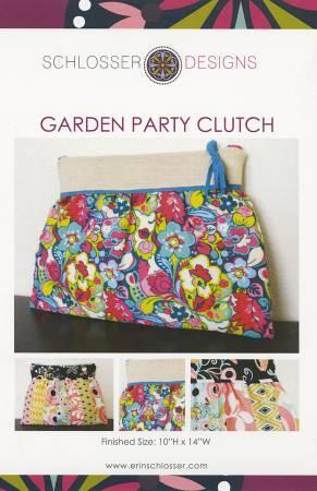 Garden Party Clutch pattern by Schlosser Designs