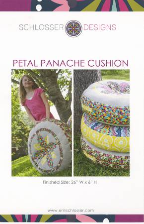 Petal Panache Cushion