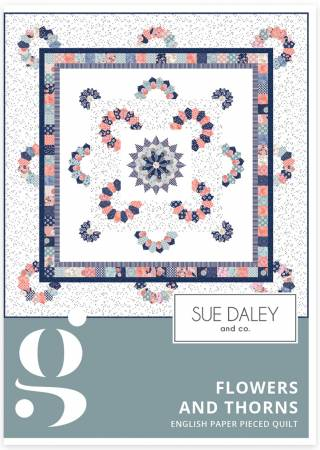 Flowers And Thorns Quilt