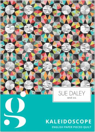 Sue Daley Designs - Kaleidoscope Brights Quilt