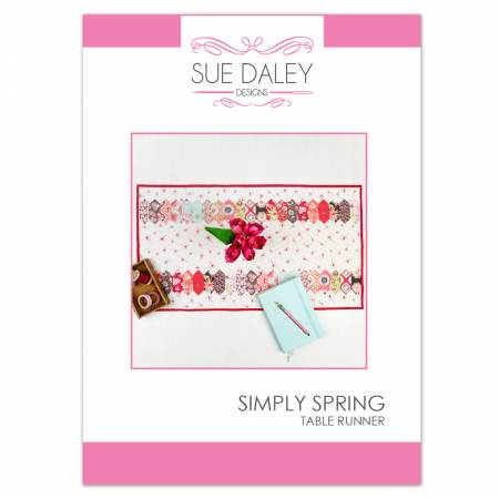 Simply Spring Table Runner