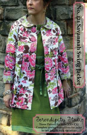 Savannah Swing Jacket