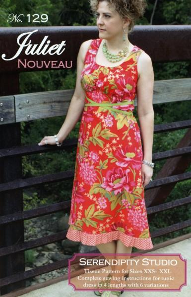 Serendipity Studio - Juliet Nouveau- Dress Pattern - SDG129 - 898463000183