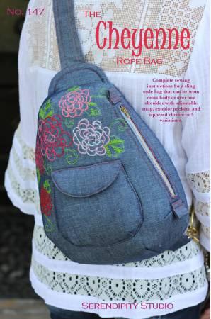Cheyenne Rope Bag