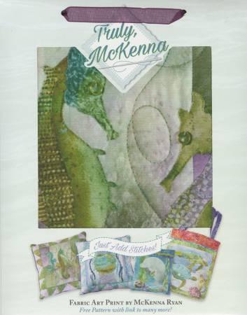 The Snooty Sisters - Sea Horses Mckenna Ryan Art Print