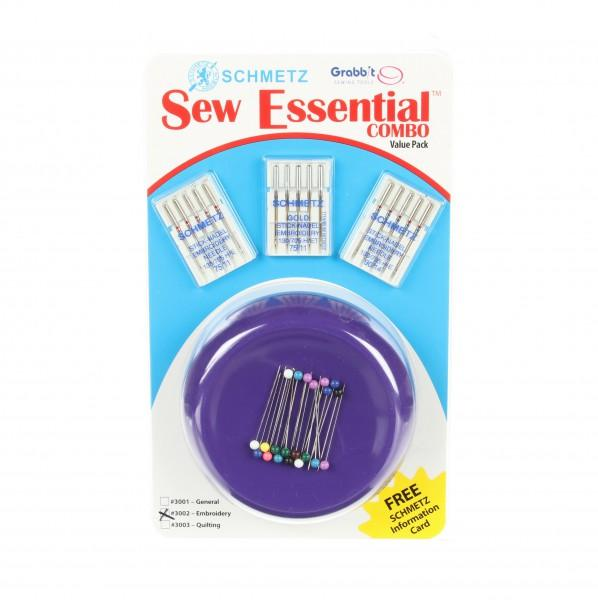 Sew Essentials Combo Value Pack Embroidery  SEC3002