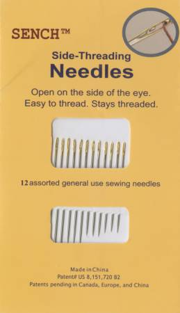 Side Threading Needles