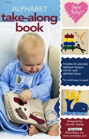 Alphabet Take Along Book Pattern
