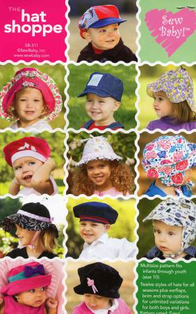 The Hat Shoppe Pattern