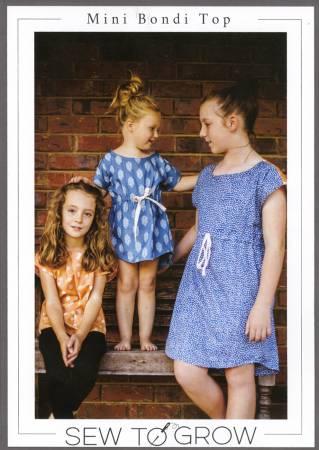 PT S Sew To Grow Mini Bondi Top and Dress