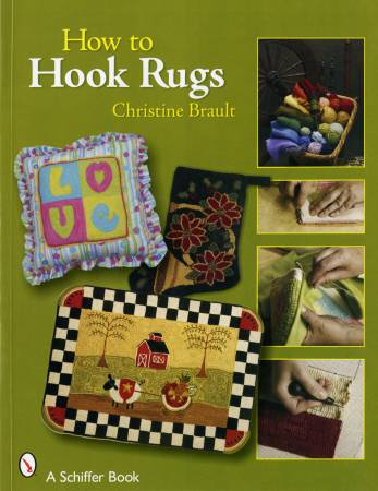 How To Hook Rugs - Softocover