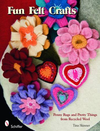 Fun Felt Crafts - Softcover