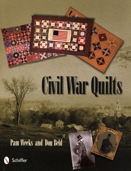Civil War Quilts - Hardcover