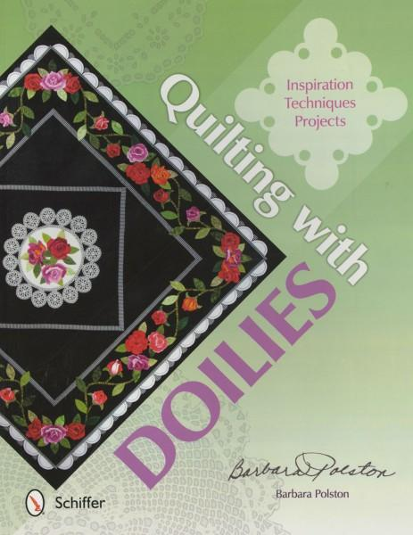 Quilting with Doilies - Softcover