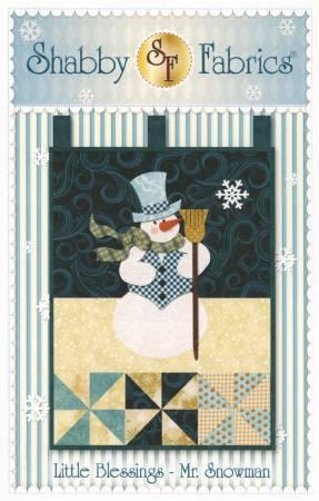 Little Blessings - Mr Snowman
