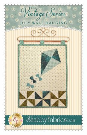 Vintage Series Wall Hanging - July