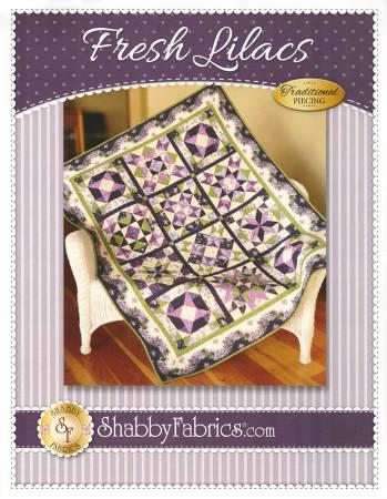 Fresh Lilacs BOM Pattern