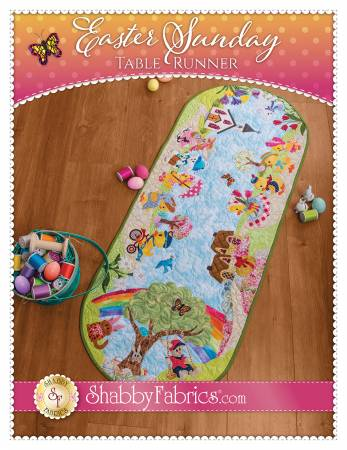 Easter Sunday Table Runner