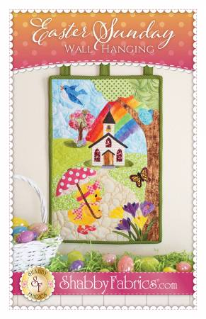 Easter Sunday Wall Hanging