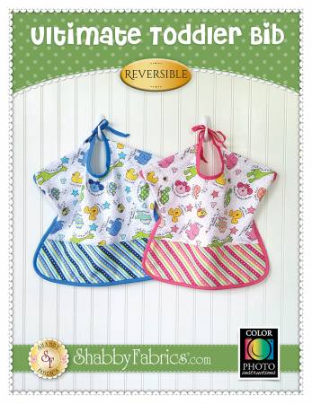 Ultimate Toddler Bib