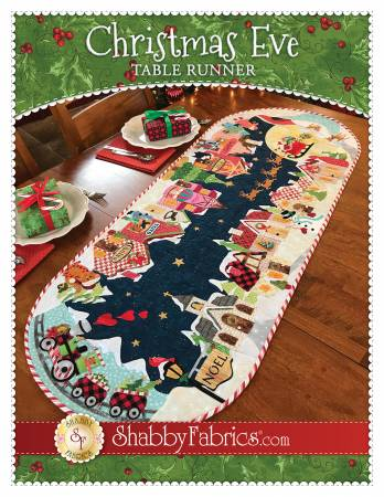 Christmas Eve Table Runner