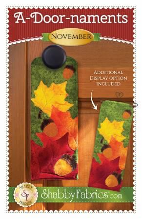 A-door-naments November