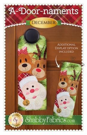 A-door-naments December