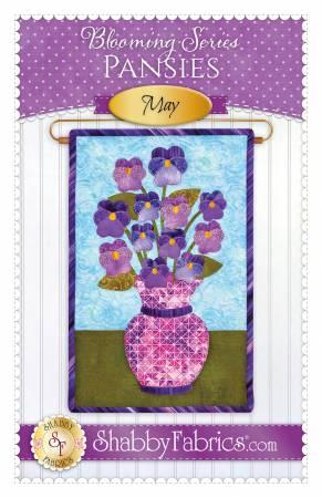 Blooming Series Pansies May