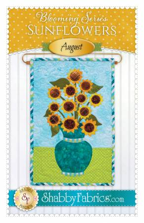 Blooming Series Sunflowers August