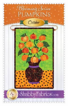 Blooming Series Pumpkins October