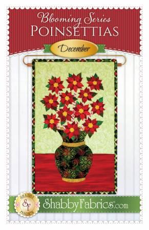 Blooming Series Poinsettias December