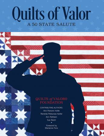 Quilts of Valor A 50 State Salute