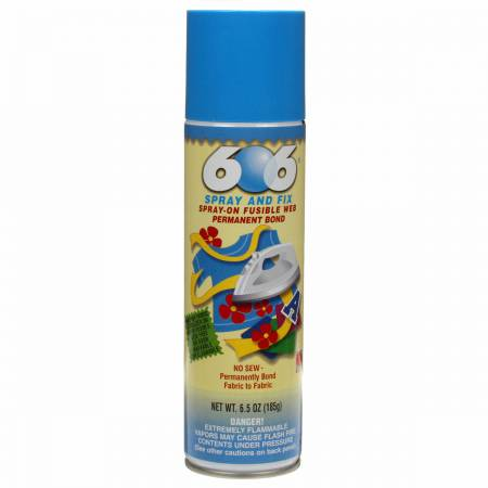 606 Spray & Fix Spray-On Fusible Web 6 oz (ORMD)