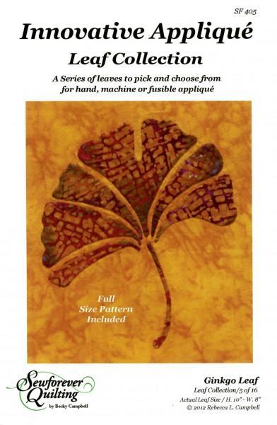 Leaf Collection: Ginkgo Leaf